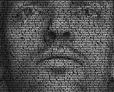 Der Text im Menschen