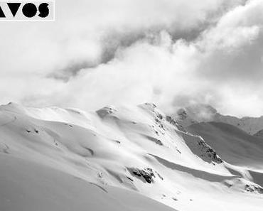 Davos: Kalte Tage in der Sonne