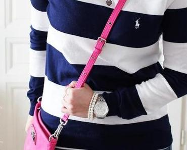 Outfit {touch of pink}
