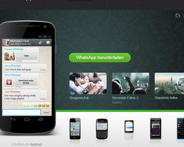 Bald kostenlose Telefonate mit WhatsApp?