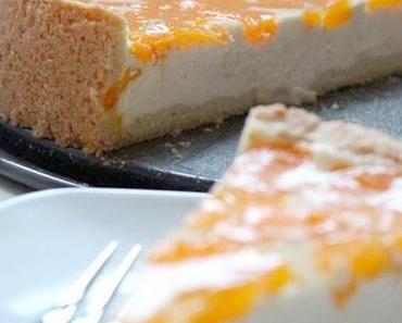 [Ni] Lieblingskuchen: Mandarinen-Cheesecake {Rezept}