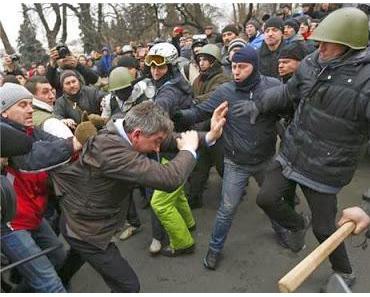 Ukraine: Banditentum statt Demokratie