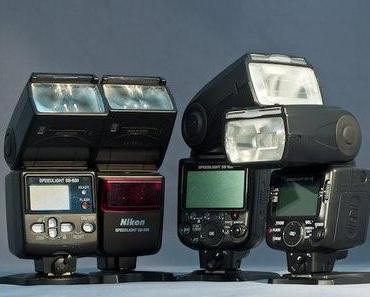 Verkaufe Nikon Blitze