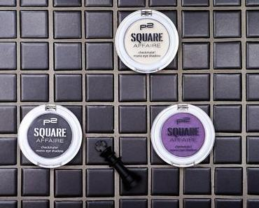 "Beauty News // p2 Limited Edition ""Square Affaire"""