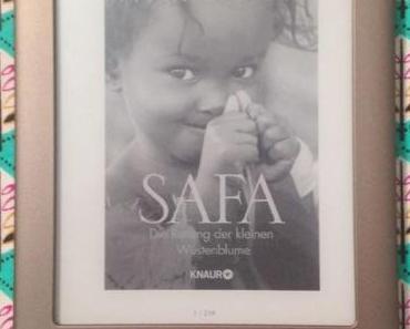 Waris Dirie - Safa, die Rettung der kleinen Wüstenblume - Buchvorstellung