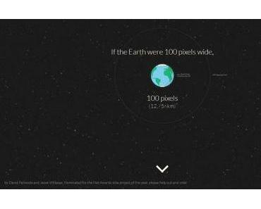 Die Entfernung zum Mars