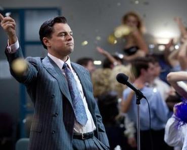Leonardo DiCaprio als Jordan Belfort