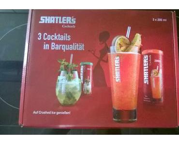 3 neue Cocktails von Shatler´s Cocktails
