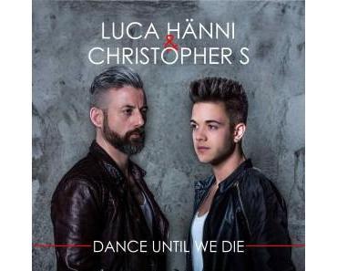 Luca Hänni und Christopher S laden ein zum Tanz