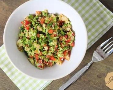 Rezept: Brokkolisalat