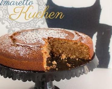 Amaretto-Kuchen (vegan)
