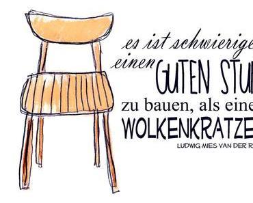 Design: Stühle