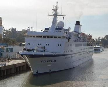 FTI-Cruises: MS BERLIN: Klassiker mit neuem Glanz