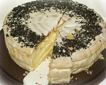 Oma Anna Marias Buttercreme-Biskuit-Torte