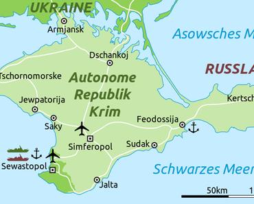Krimkrise und Russland: Der Westen misst mit zweierlei Maß und verkennt (absichtlich?) die historische und geostrategische Situation