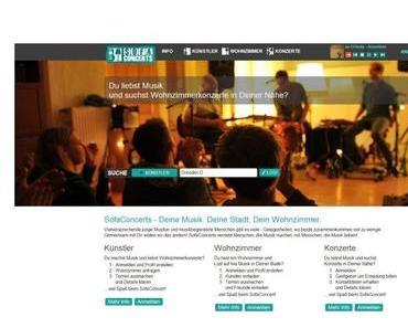 Hol dir Live-Konzerte in dein Wohnzimmer oder Party-Keller