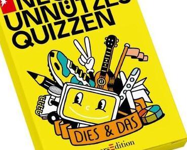 Zeitvertreib für den analogen Quizzer - Der analoge Wissenstest im digitalen Zeitalter. Aus der Rubrik Fundstücke.