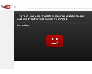 Der Sender Russia Today (RT) von Youtube gesperrt!