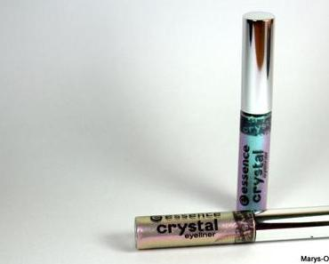 REVIEW: Essence CRYSTAL EYELINER...