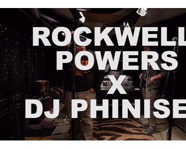 Rockwell Powers x DJ Phinisey – Full Performance (Live on KEXP)
