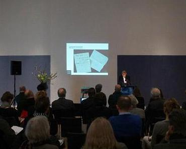 Villa kompakt in der Jahrespressekonferenz