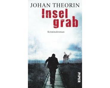 Vorschau: Inselgrab von Johan Theorin