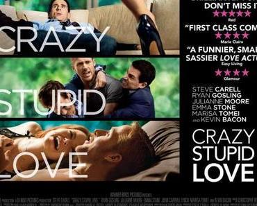 Review: CRAZY, STUPID, LOVE. – Viel Rom, noch mehr Com und ein bisschen Dram