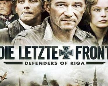 Review: Die letzte Front - Defenders of Riga – Lettisches Pearl Harbor auf TV-Niveau