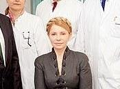 frühere Ministerpräsidentin Julia Timoschenko Behandlung Berliner Charité