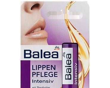 Testbericht: Lippenpflege Intensiv mit Sheabutter & Arganöl