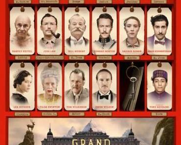 Grand Budapest Hotel – Sex, Crime und viel knallbunter Humor