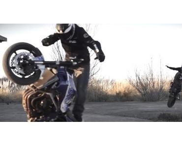 Restricted Area Teil 1 & 2: Tricks mit dem Motorrad