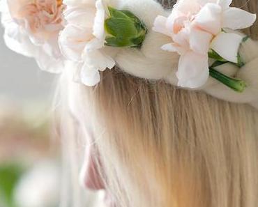 DIY: Romantische Elfenkrone