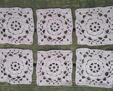 Ein Ende mit Fortsetzung - meine Granny Square Decke
