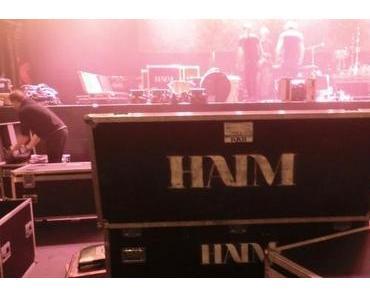 HAIM live im Paradiso in Amsterdam