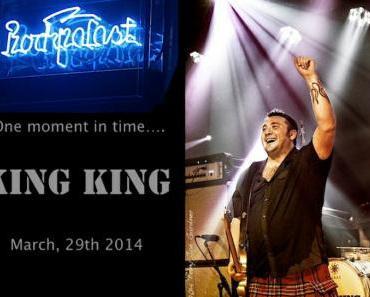 King King – live im Rockpalast