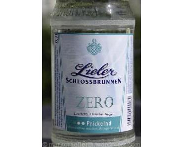 """""""Lieler Zero"""": gluten- und lactosefreies Mineralwasser aus dem Markgräflerland"""
