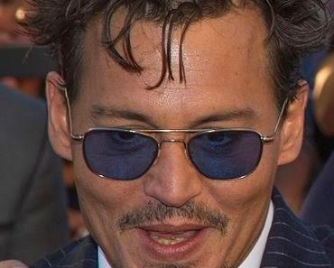 Johnny Depp bestätigt Verlobung mit Amber Heard