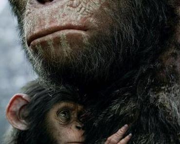 """Neuer TV-Spot und Poster zu """"Planet der Affen: Revolution"""""""