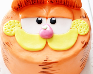 Garfield Torte