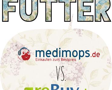  Lesefutter  ...oder so etwas in der Art: Medimops vs. Rebuy