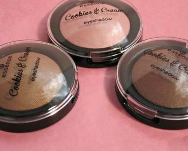 [Haul] essence Cookies & Cream