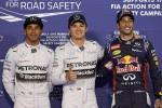 Formel 1: Rosberg auf Pole vor Hamilton