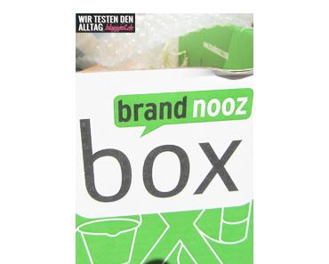 [BRANDNOOZ] März 2014 Box