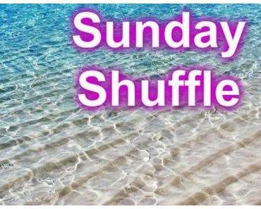 Sunday Shuffle: Every Sunday were shuffelin