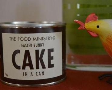 Erna backt: Osterkuchen in der Dose - gibt's wirklich!