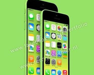 Soll so das iPhone 6c aussehen?