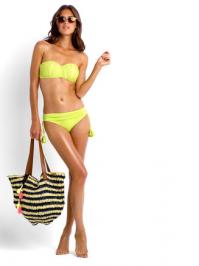 Modisches Gelb – gekleidet in Sonnenschein