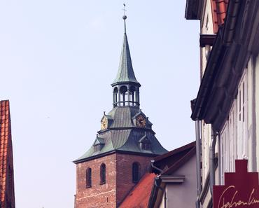Kurztrip nach Lüneburg. Schiefe Türme und ein wenig Britannien.