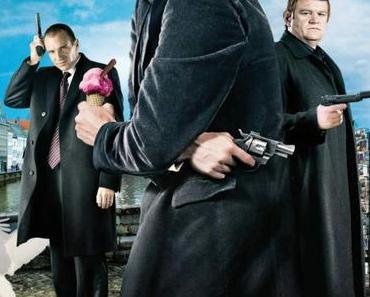 Review: BRÜGGE SEHEN… UND STERBEN – Eine schwarze Gangsterkomödie im beschissenen Brügge